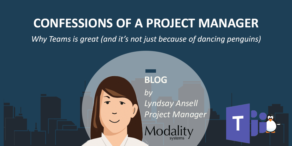 Confessions of a project manager