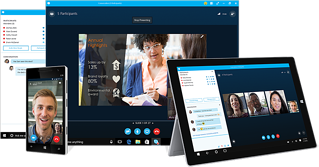 Skype for Business on multi devices