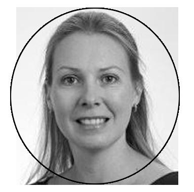 Global Marketing Manager Louise Mahrra