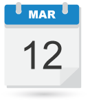 March-12