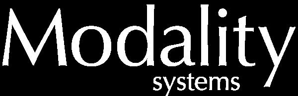 Modality Systems