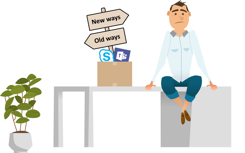 Skype for Business Vs Microsoft Teams